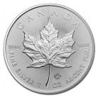 1 oz Maple-Leaf Silber 2016 | 2016 Silber Maple 1 Unze