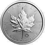 1 oz Maple Leaf | Silber | 2017